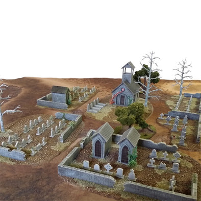Buy Xolk - Graveyard and more Great Tabletop Wargames Products at 401 Games