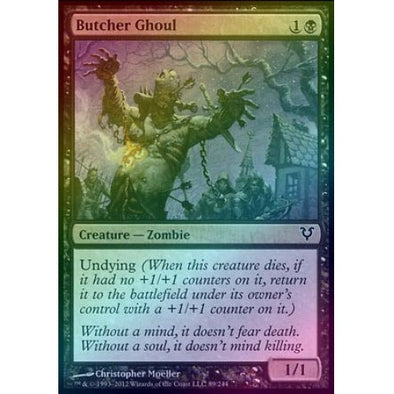 Butcher Ghoul (Foil) (AVR) available at 401 Games Canada