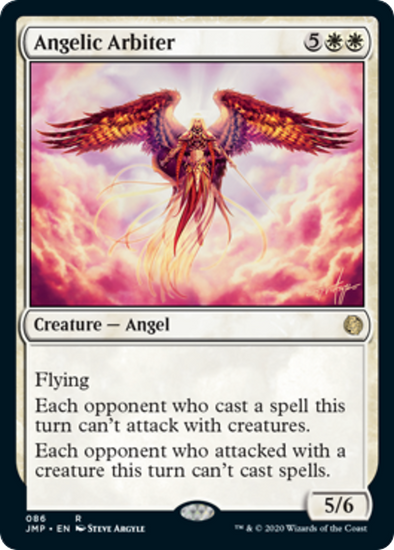 Angelic Arbiter (JMP) - 401 Games