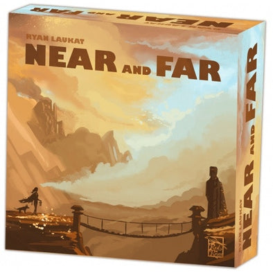 Buy Near and Far and more Great Board Games Products at 401 Games