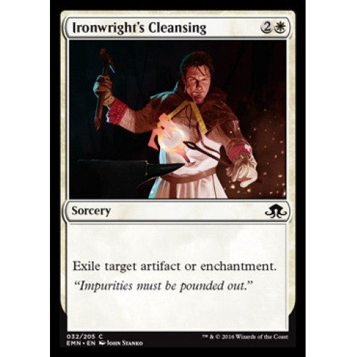 Ironwright's Cleansing (EMN) - 401 Games