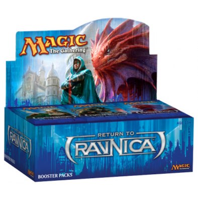 Buy MTG - Return to Ravnica - English Booster Box and more Great Magic: The Gathering Products at 401 Games