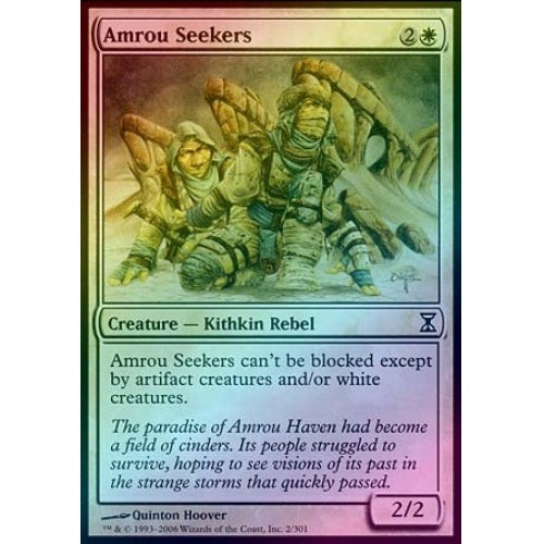 Amrou Seekers (Foil) - 401 Games