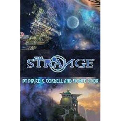 The Strange - Core Rulebook - 401 Games