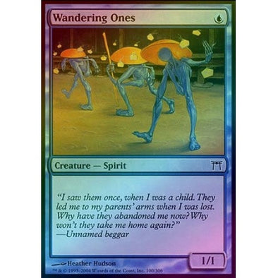 Wandering Ones (Foil) (CHK) - 401 Games