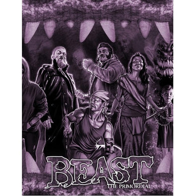 Beast: The Primordial - Storyteller Screen - 401 Games