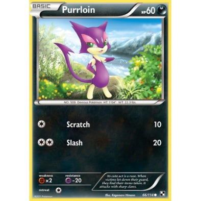 Purrloin - 66/114 - 401 Games