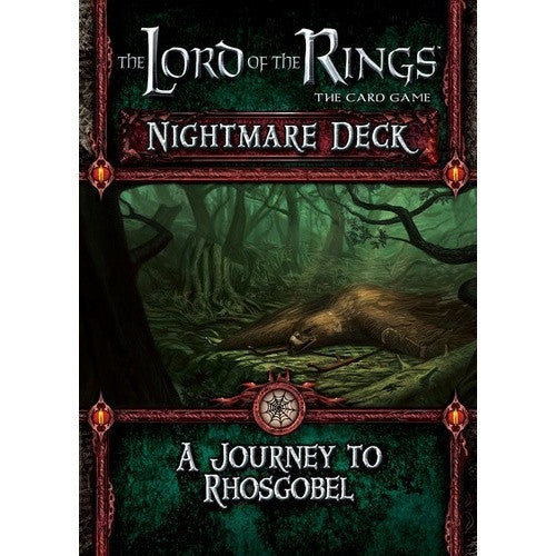 Lord of the Rings LCG - A Journey to Rhosgobel Nightmare Deck - 401 Games