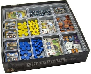 Folded Space - Great Western Trail - 401 Games