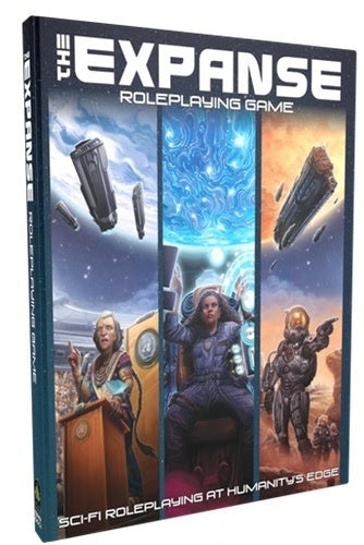 The Expanse - Core Rulebook (Pre-Order)