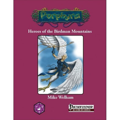 Buy Pathfinder - Campaign Setting - Heroes of the Birdman Mountains and more Great RPG Products at 401 Games
