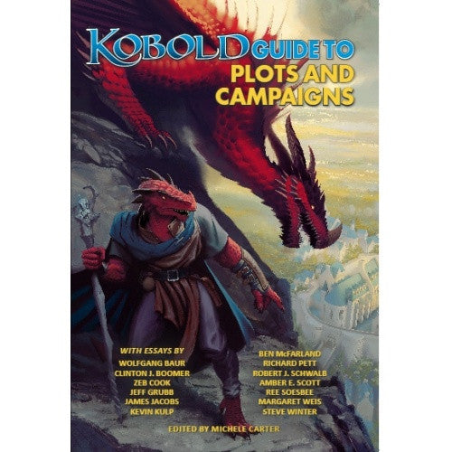 Kobold Guide to Plots and Campaigns available at 401 Games Canada