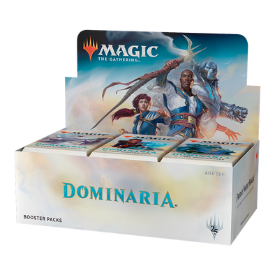 MTG - Dominaria - English Booster Box - 401 Games
