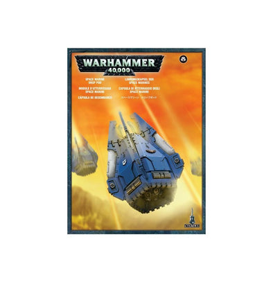 Warhammer 40,000 - Space Marines - Space Marine Drop Pod available at 401 Games Canada