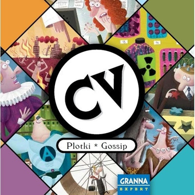 Buy CV: Gossip Expansion and more Great Board Games Products at 401 Games