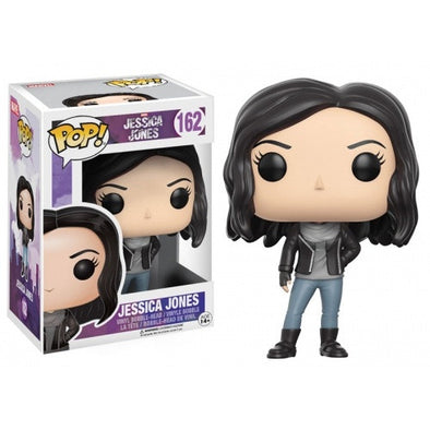 Pop! Marvel - Jessica Jones - Jessica Jones - 401 Games