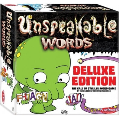 Unspeakable Words Deluxe available at 401 Games Canada
