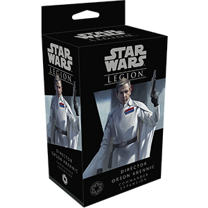Star Wars - Legion - Imperial - Director Orson Krennic Commander Expansion - 401 Games