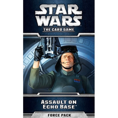 Star Wars Living Card Game - Assault on Echo Base Force Pack - 401 Games