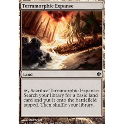 Terramorphic Expanse (C13) available at 401 Games Canada