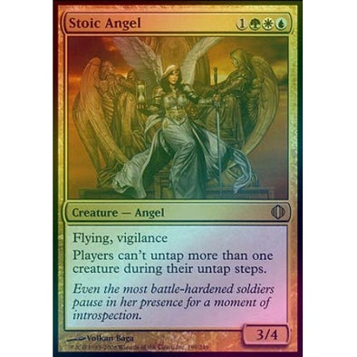 Stoic Angel (Foil) (ALA) available at 401 Games Canada