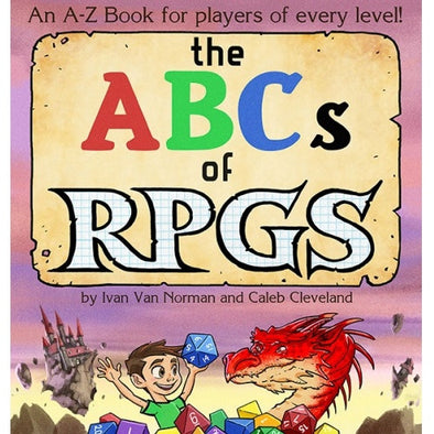 The ABCs of RPGs - 401 Games