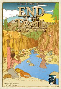 End of the Trail available at 401 Games Canada