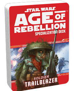 Age of Rebellion - Trailblazer Specialization Deck