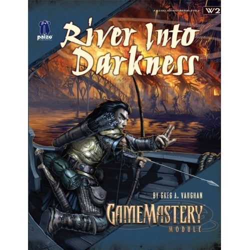 Pathfinder - Module - River Into Darkness - 401 Games