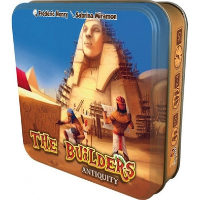 Buy The Builders - Antiquity and more Great Board Games Products at 401 Games