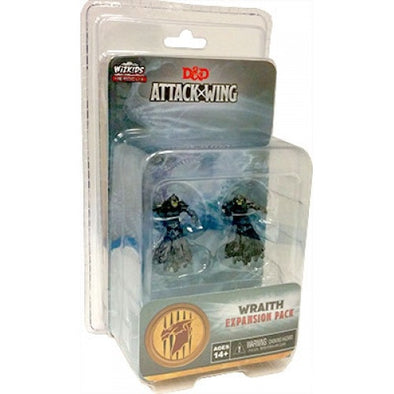Dungeons and Dragons Attack Wing - Wraith Expansion Pack - 401 Games