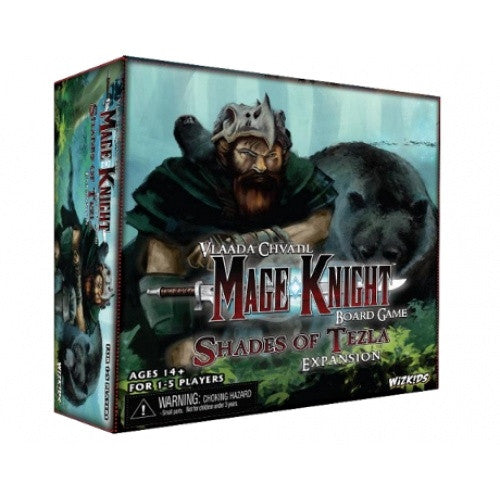 Mage Knight - Shades of Tezla Expansion - 401 Games