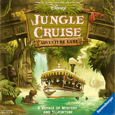 Disney Jungle Cruise Adventure Game available at 401 Games Canada