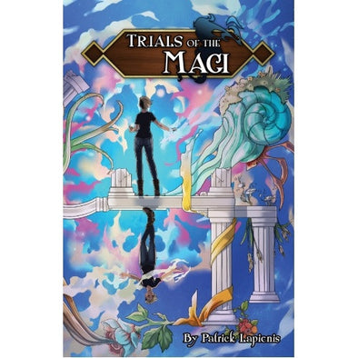 Buy Trials of the Magi - Core Rulebook and more Great RPG Products at 401 Games