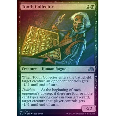 Tooth Collector (Foil) - 401 Games