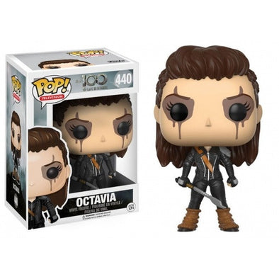 Pop! The 100 - Octavia Blake - 401 Games