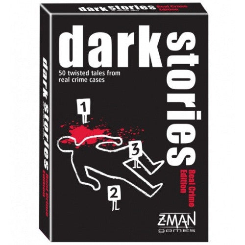 Dark Stories - Real Crime Edition - 401 Games