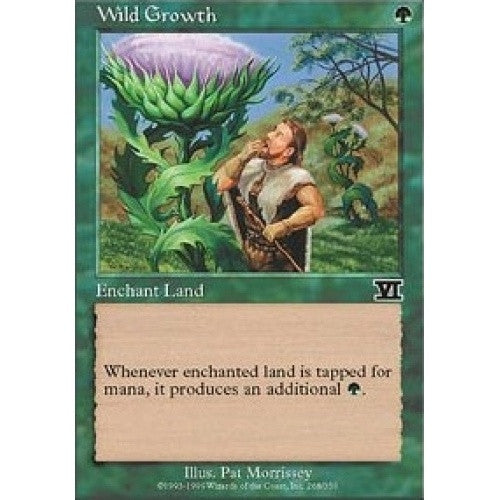 Wild Growth - 401 Games