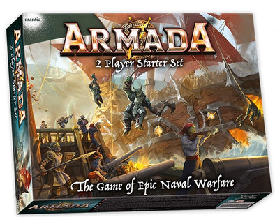 Armada - Two-Player Starter Box (Pre-Order) - 401 Games
