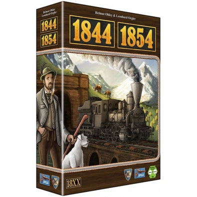 Buy 1844/1854 - Switzerland & Austria and more Great Board Games Products at 401 Games