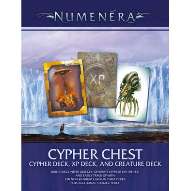 Buy Numenera - Cypher Chest and more Great RPG Products at 401 Games