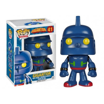 Buy Pop! Animation - Gigantor and more Great Funko & POP! Products at 401 Games