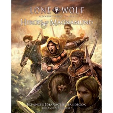 Lone Wolf: Adventure Game - Heroes of Magnamund - 401 Games