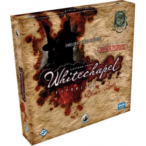 Letters from Whitechapel - Dear Boss Expansion - 401 Games