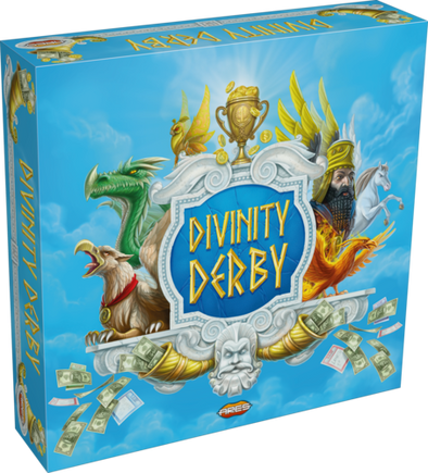 Buy Divinity Derby and more Great Board Games Products at 401 Games