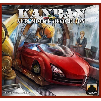 Kanban - Automotive Revolution - 401 Games