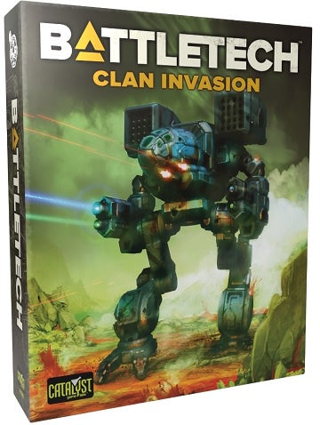 Battletech - Clan Invasion available at 401 Games Canada