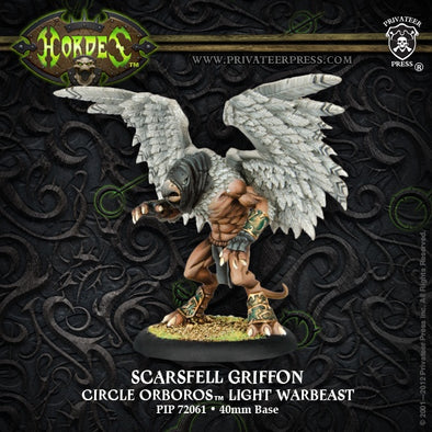 Hordes - Circle Orboros - Scarsfell Griffon available at 401 Games Canada