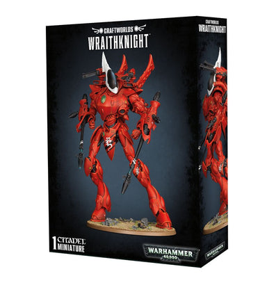 Buy Warhammer 40,000 - Craftworlds - Wraithknight and more Great Games Workshop Products at 401 Games