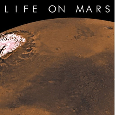 Life on Mars - Core Rulebook available at 401 Games Canada